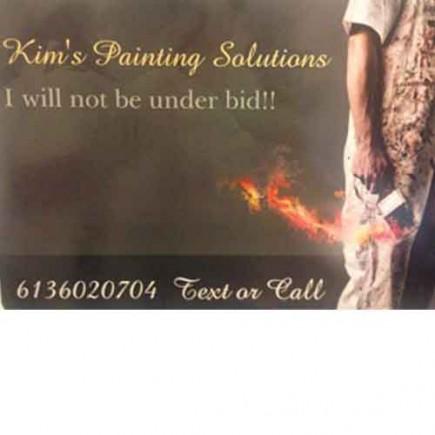 Kim's Painting Solution