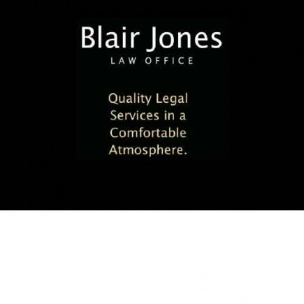 Blair Jones, Law Office